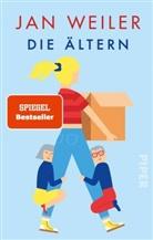 Jan Weiler, Till Hafenbrak - Die Ältern