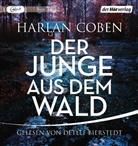 Harlan Coben, Detlef Bierstedt - Der Junge aus dem Wald (Wilde #1), 1 Audio-CD, MP3 (Hörbuch)