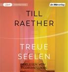 Till Raether, Florian Lukas - Treue Seelen, 1 Audio-CD, MP3 (Hörbuch)