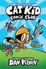 Dav Pilkey, Dav Pilkey - Cat Kid Comic Club