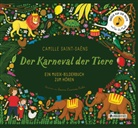 Jessica Courtney-Tickle, Katy Flint, Camille Saint-Saëns, Jessica Courtney-Tickle - Der Karneval der Tiere, m. Soundeffekten
