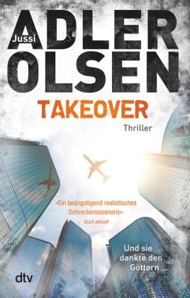 Jussi Adler-Olsen - TAKEOVER - Und sie dankte den Göttern . . .. Thriller