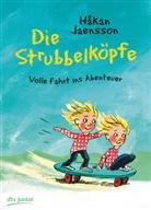 Håkan Jaensson, Katja Gehrmann - Die Strubbelköpfe - Volle Fahrt ins Abenteuer