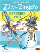 Korky Paul, Valerie Thomas, Wolfram Sadowski - Zilly und Zingaro. Der verzauberte Winter