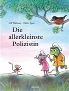 Ulf Nilsson, Gitte Spee - Die allerkleinste Polizistin