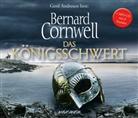 Bernard Cornwell, Gerd Andresen - Das Königsschwert, 1 Audio-CD, MP3 (Hörbuch)
