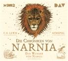 C S Lewis, C. S. Lewis, C.S. Lewis, Pauline Baynes, Friedhelm Ptok, Uve Teschner... - Die Chroniken von Narnia - Teil 1: Das Wunder von Narnia, 2 Audio-CD (Hörbuch)
