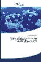 Amriati Mutmainna - Analyse Risicofactoren van Slagziektepatiënten
