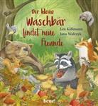Lea Käßmann, Jana Walczyk - Der kleine Waschbär findet neue Freunde