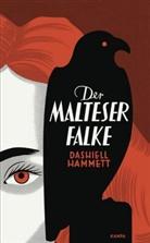 Dashiell Hammett - Der Malteser Falke