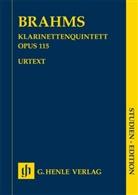Johannes Brahms, Kathrin Kirsch - Brahms, Johannes - Klarinettenquintett h-moll op. 115 für Klarinette (A), 2 Violinen, Viola und Violoncello
