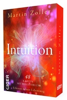Martin Zoller - Intuition, 48 Karten + Begleitbuch