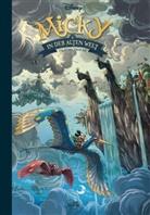 Silvi Camboni, Silvio Camboni, Wal Disney, Walt Disney, Denis-Pierre Filippi - Micky in der alten Welt