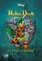 Walt Disney - Robin Duck - Mit Pfeil und Bürzel