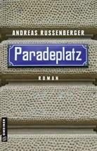 Andreas Russenberger - Paradeplatz