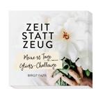 Birgit Fazis, Groh Redaktionsteam - Zeit statt Zeug, Inspirationskarten