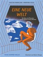 Sascha Mamczak, Katrin Stangl, Martina Vogl, Katrin Stangl - Eine neue Welt