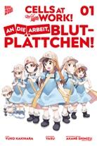 Yuuk Kakihara, Yuuko Kakihara, Akane Shimizu - Cells at Work! - An die Arbeit, Blutplättchen. Bd.1
