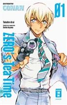 Gosho Aoyama, Takahir Arai, Takahiro Arai - Zero's Teatime. Bd.1