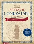 Philip Kiefer - Mittelalter Logikrätsel - Bruder William und die geheime Pforte des Wissens