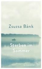 Zsuzsa Bánk - Sterben im Sommer
