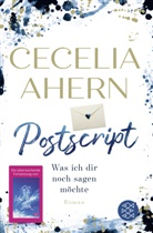 Cecelia Ahern - Postscript - Was ich dir noch sagen möchte