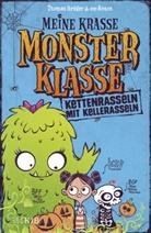 Thomas Krüger, Anton Riedel - Meine krasse Monsterklasse - Kettenrasseln mit Kellerasseln