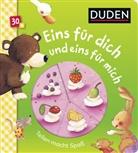 Sandra Grimm, Sabine Kraushaar - Duden 30+ Eins für dich und eins für mich