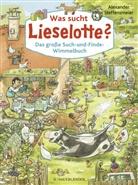Alexander Steffensmeier, Alexander Steffensmeier - Was sucht Lieselotte? Das große Such-und-Finde-Wimmelbuch