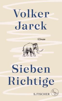 Volker Jarck - Sieben Richtige - Roman
