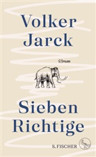 Volker Jarck - Sieben Richtige