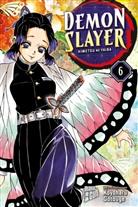 Koyoharu Gotouge - Demon Slayer 6