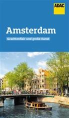 Ralf Johnen - ADAC Reiseführer Amsterdam