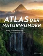 Do Fuchs, Ral Johnen, Andrea u a Lammert - HOLIDAY Reisebuch: Atlas der Naturwunder