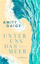 Amity Gaige - Unter uns das Meer