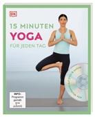 Louise Grime - 15 Minuten Yoga für jeden Tag, m. DVD