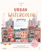 Sue Hiepler - Urban Watercolor Journey