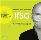 diverse, Christoph Maria Herbst - Infektionsschutzgesetz (IfSG), 1 Audio-CD, MP3 (Hörbuch)