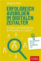 Claudia Schmitz - Erfolgreich ausbilden im digitalen Zeitalter