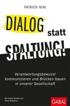 Patrick Nini - Dialog statt Spaltung!