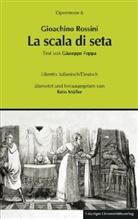 Reto Müller - Gioachino Rossini: La scala di seta