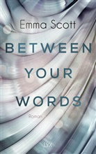Emma Scott - Between Your Words
