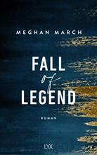 Meghan March - Fall of Legend