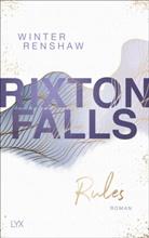 Winter Renshaw - Rixton Falls - Rules