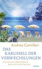 Andrea Camilleri - Das Karussell der Verwechslungen