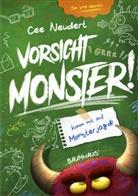 Cee Neudert, Pascal Nöldner - Vorsicht, Monster! - Komm mit auf Monsterjagd!