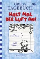 Jeff Kinney - Gregs Tagebuch - Halt mal die Luft an!