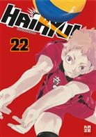 Haruichi Furudate - Haikyu!!. Bd.22