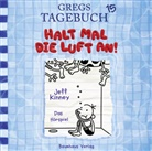 Jeff Kinney, diverse, Marco Eßer - Gregs Tagebuch 15 - Halt mal die Luft an!; ., Audio-CD (Hörbuch)