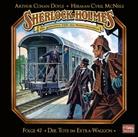 Arthur Conan Doyle, Arthur Conan (Sir) Doyle, Sir Arthur Conan Doyle, Detlef Bierstedt, Regina Lemnitz, Lutz Reichert... - Sherlock Holmes - Folge 42, Audio-CD (Audio book)